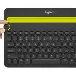 logitech K480 test